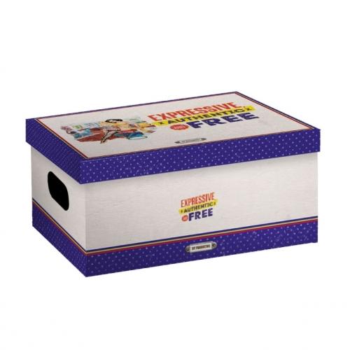 RETRO CAJA BOX GRANDE EXPRESSIVE